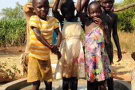 Drop in the Bucket Uganda water well Obangin village 18