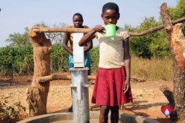 Drop in the Bucket Uganda water well Obangin village 27