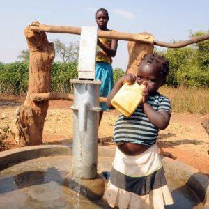 Drop in the Bucket Africa water wells Uganda Soroti Serere Obangin