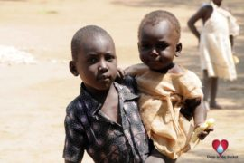 Drop in the Bucket Uganda water well Okidi village 00