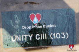 Drop in the Bucket Uganda water well Okidi village 12