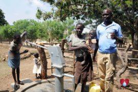 Drop in the Bucket Uganda water well Okidi village 31