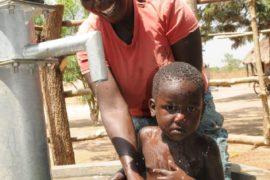 Drop in the Bucket Uganda water well Okidi village 37