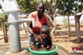 Drop in the Bucket Uganda water well Okidi village 38