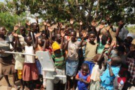 Drop in the Bucket Uganda water well Okidi village 63