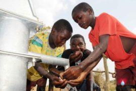 Drop in the Bucket Uganda water well Okuchoi village 03