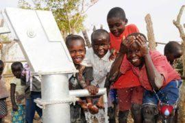 Drop in the Bucket Uganda water well Okuchoi village 09