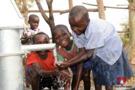 Drop in the Bucket Uganda water well Okuchoi village 12