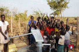 Drop in the Bucket Uganda water well Okuchoi village 17