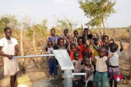Drop in the Bucket Uganda water well Okuchoi village 23