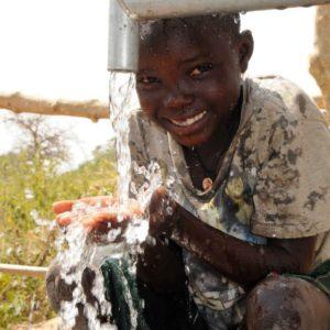 Dropin the Bucket Uganda water wells Katakwi Oyilotor