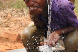 Drop in the Bucket Uganda water well Aisin village 04