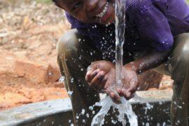 Drop in the Bucket Uganda water well Aisin village 05
