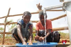 Drop in the Bucket Uganda water well Aisin village 07
