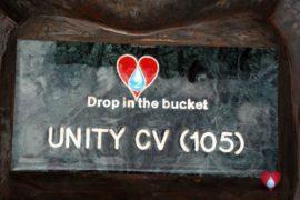 Drop in the Bucket Uganda water well Aisin village 11