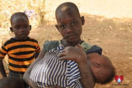 Drop in the Bucket Uganda water well Aisin village 17
