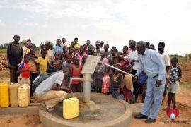 Drop in the Bucket Uganda water well Bukedea Katkwi-Aputon village 03