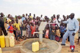 Drop in the Bucket Uganda water well Bukedea Katkwi-Aputon village 26