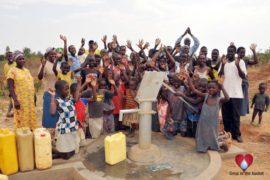 Drop in the Bucket Uganda water well Bukedea Katkwi-Aputon village 27