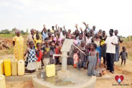 Drop in the Bucket Uganda water well Bukedea Katkwi-Aputon village 29