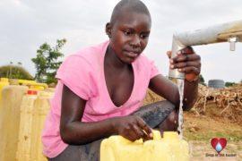 Drop in the Bucket Uganda water well Bukedea Katkwi-Aputon village 37