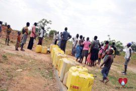 Drop in the Bucket Uganda water well Bukedea Katkwi-Aputon village 88