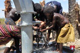 Drop in the Bucket Uganda water well Gwetom village 51