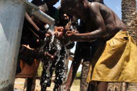 Drop in the Bucket Uganda water well Gwetom village 53