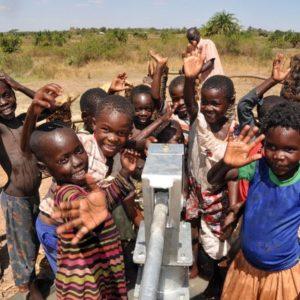 Drop in the Bucket Africa water wells Uganda Soroti Asuret Gwetom borehole