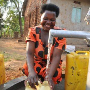 Drop in the Bucket Africa water wells Uganda Bukedea Kayembe-Mirembe Zone Community borehole