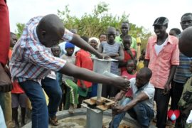 drop in the bucket uganda water well bukedea kachumbala-airogo-oidii village103