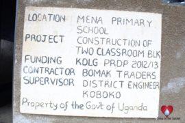 Drop in the Bucket Uganda water wells Mena Primary School00