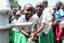 Drop in the Bucket Uganda water wells Mena Primary School06