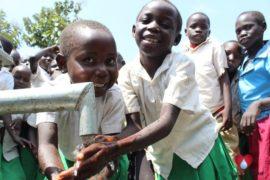 Drop in the Bucket Uganda water wells Mena Primary School07