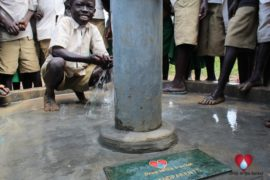 Drop in the Bucket Uganda water wells Mena Primary School08