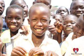 Drop in the Bucket Uganda water wells Mena Primary School12