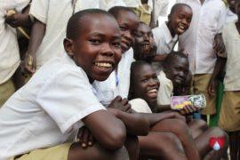 Drop in the Bucket Uganda water wells Mena Primary School13