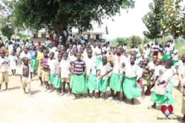 Drop in the Bucket Uganda water wells Mena Primary School17