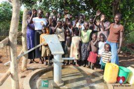 Drop in the Bucket Uganda water well Koboko Adranga village 04