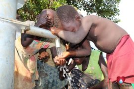 Drop in the Bucket Uganda water well Koboko Adranga village 07