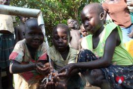 Drop in the Bucket Uganda water well Koboko Adranga village 08