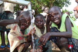 Drop in the Bucket Uganda water well Koboko Adranga village 09