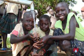 Drop in the Bucket Uganda water well Koboko Adranga village 10