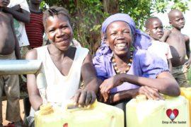 Drop in the Bucket Uganda water well Koboko Adranga village 12