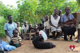 Drop in the Bucket Uganda water well Koboko Adranga village 14