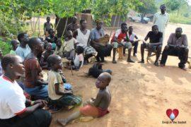 Drop in the Bucket Uganda water well Koboko Adranga village 15