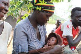 Drop in the Bucket Uganda water well Koboko Adranga village 17