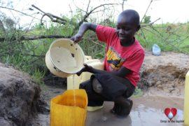 Drop in the Bucket Uganda water well Koboko Busia Primary School 03