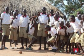 Drop in the Bucket Uganda water well Koboko Busia Primary School 07