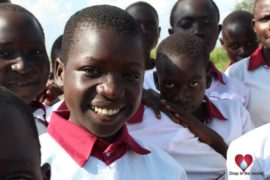 Drop in the Bucket Uganda water well Koboko Busia Primary School 10